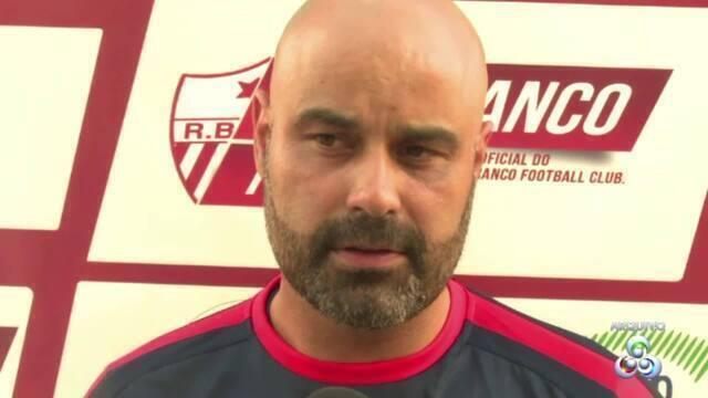 Cristian de Souza define Rio Branco-AC para estreia no Acreano 2018