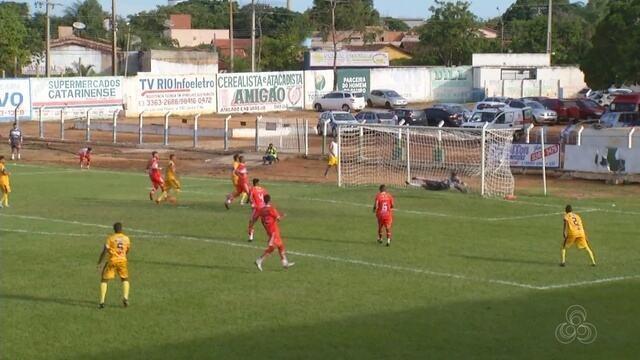 Veja os gols de Interporto-TO 3 x 2 Princesa-AM