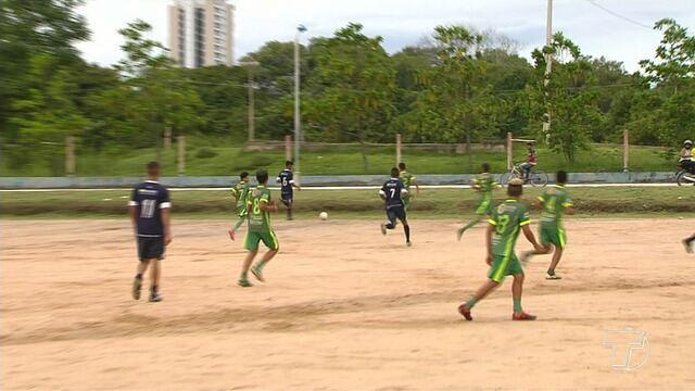 São Francisco e Chapecó disputam mais um jogo pelo sub-18 santareno
