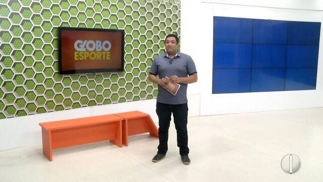 Confira a íntegra do Globo Esporte desta sexta-feira, dia 16 de fevereiro