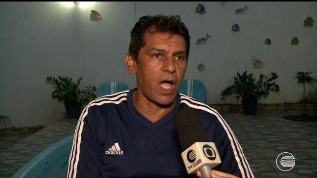 Técnico do River-PI Sub 20 deixa o comando do clube