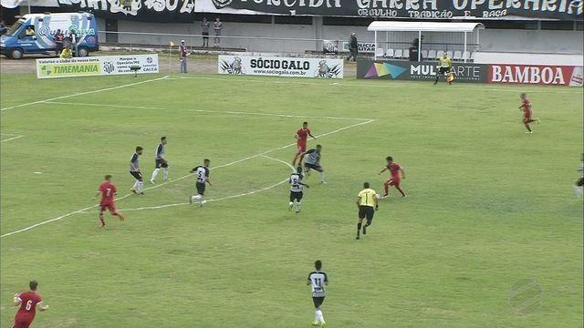 Comercial e Operário vão disputar o Campeonato Estacual no domingo