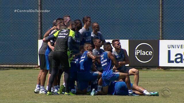 Grêmio encara Veranópolis com time 'quase' reserva