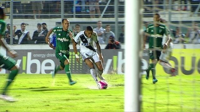 Melhores momentos de Ponte Preta 0 x 0 Palmeiras pela 8ª rodada do Campeonato Paulista