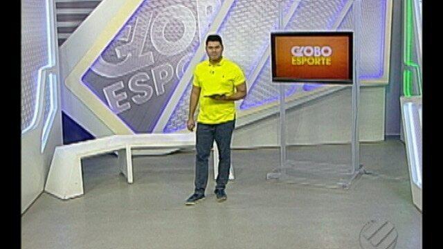 Globo Esporte Pará desta segunda-feira - 19/02/2018
