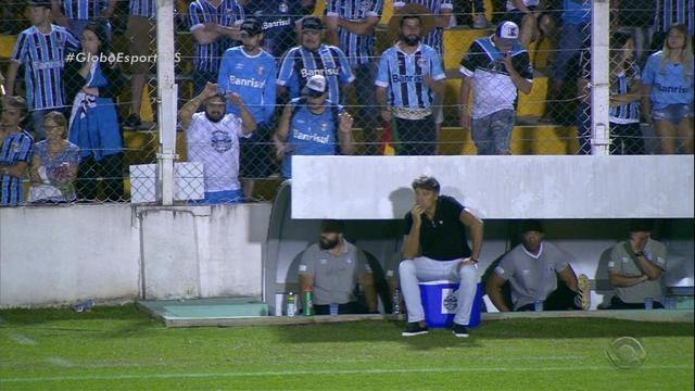 Grêmio leva time reserva para serra e perde para o Veranópolis