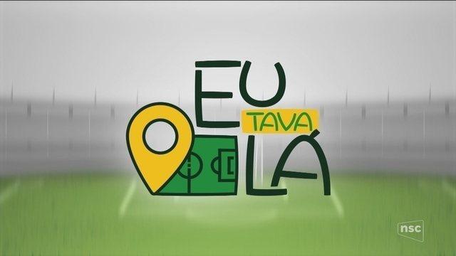 Confira vídeos da campanha 'Eu tava lá' do Globo Esporte SC