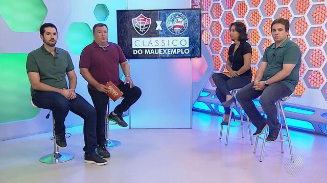 Globo Esporte BA - Íntegra do dia 19/12/2017