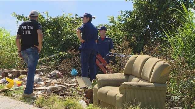 Três homens são encontrados mortos a tiros em Florianópolis
