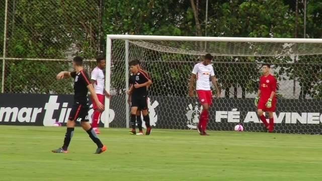 Veja os gols do jogo-treino Corinthians 1 x 1 RB Brasil