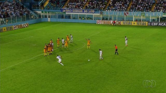 Interporto sofre goleada de 4 a 0 para o Paysandu e se despede da Copa Verde