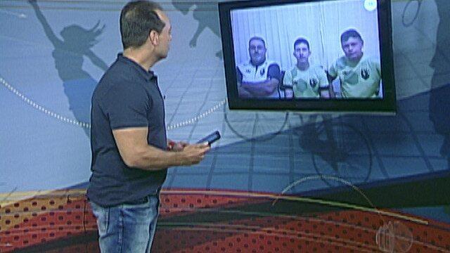 Representantes do Corinthians Mogi falam da seleção de amputados em torneio na Argentina