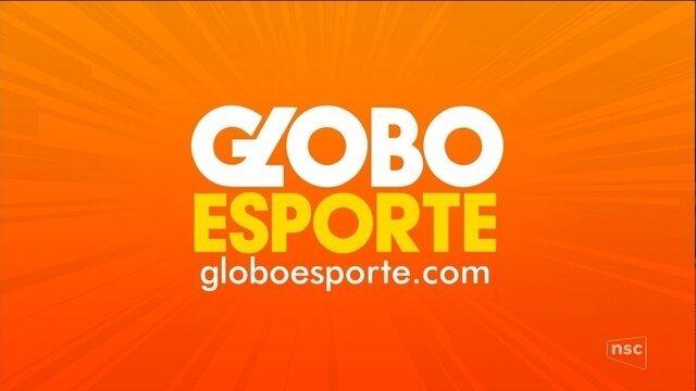 Confira a íntegra do Globo Esporte SC desta quarta-feira (21)
