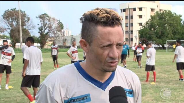 Thiago Marabá é o novo reforço do Flamengo-PI e espera bons resultados com a equipe