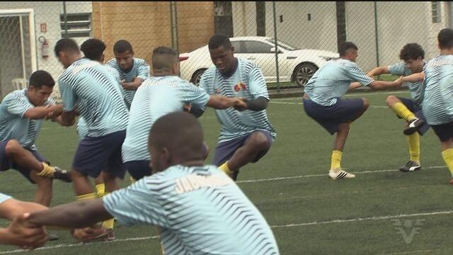 Jabaquara se prepara para disputar o Paulista da Segunda Divisão