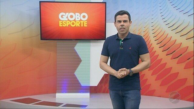 Assista na íntegra o Globo Esporte de MT-21/02/18