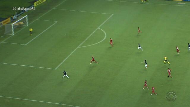Internacional vence o Remo e vai para mais uma etapa da Copa do Brasil