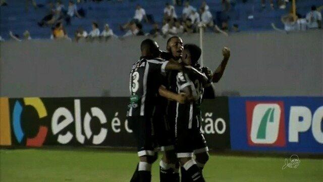 De virada, nos últimos minutos, Ceará bate Londrina e se classifica na Copa do Brasil