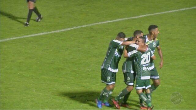 Pela Copa Verde o Luverdense enfrentou o Corumbaense do MS e garantiu a classificação