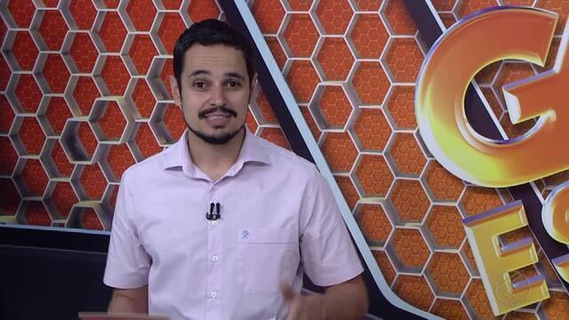 Confira a íntegra do Globo Esporte desta sexta-feira