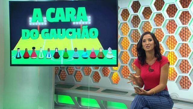 Globo Esporte RS - Bloco 3 - 24/02