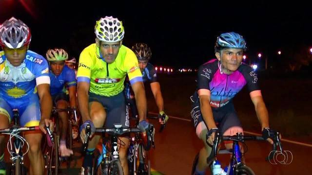 Turma do ciclismo tem pela frente competição que vai de Araguaína até Aragominas