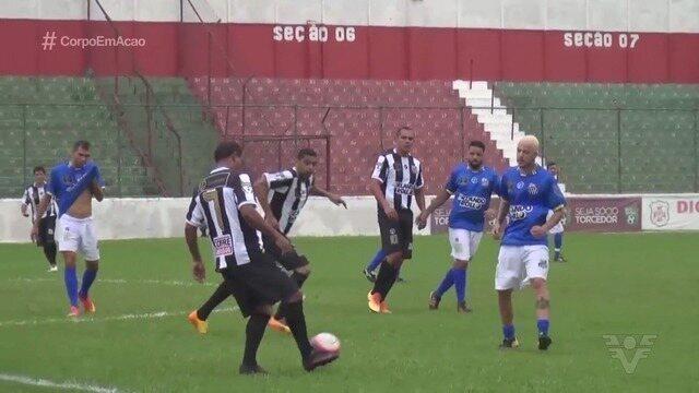 Estádio Ulrico Mursa recebe jogo festivo