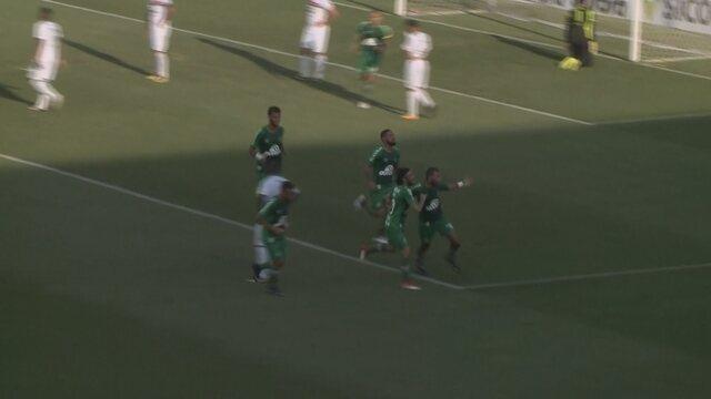 Os gols da Chapecoense 3 x 0 Concórdia - 10ª rodada do Catarinense