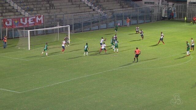 Com gol no fim, Manaus vence Fast e encaminha vaga direta às semis do returno