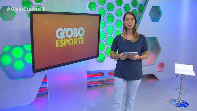 Veja a edição na íntegra do Globo Esporte Paraná de quinta-feira, 15/03/2018