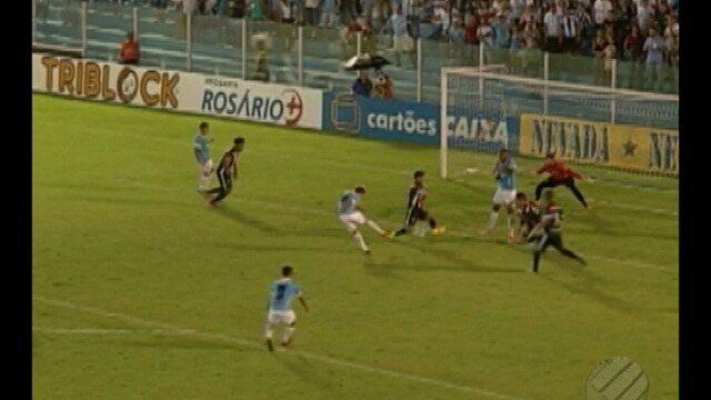 Paysandu vence Santos-AP na Copa Verde