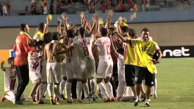 Ferroviário passa pelo Vila Nova e avança na Copa do Brasil