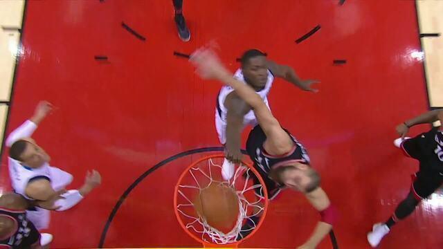 Melhores momentos: Toronto Raptors 122 x 115 Dallas Mavericks pela NBA
