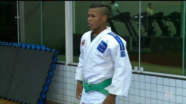 Judoca Emerson Silva vai para Alemanha e compete no Circuito Europeu