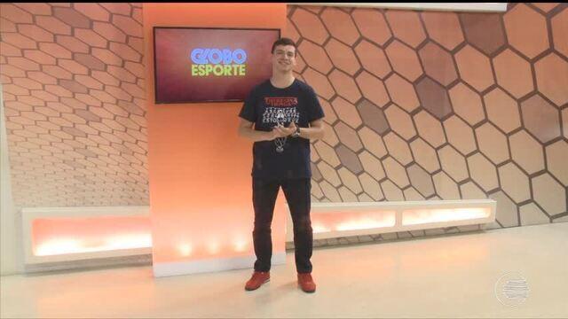 Globo Esporte - programa de 17/03/2018 - Íntegra