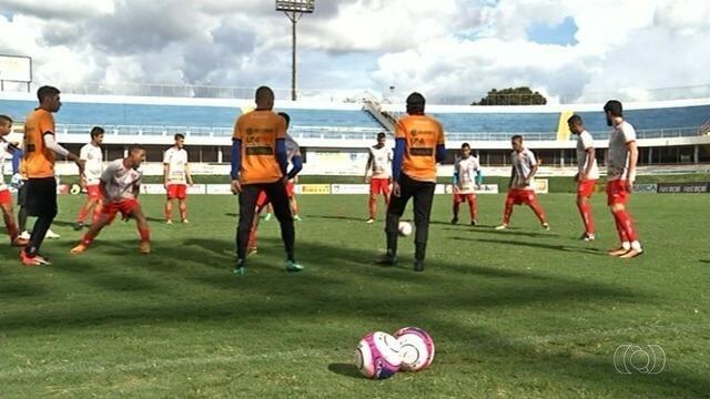 Anapolina pode ter um desfalque no jogo decisivo contra o Atlético-GO