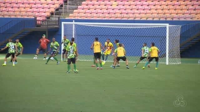 Manaus tem duelo decisivo da Copa Verde contra o Rio Branco, neste domingo