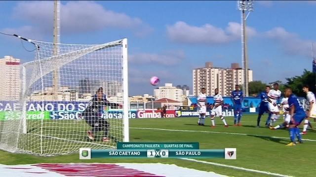 Comentaristas analisam derrota do São Paulo para o São Caetano