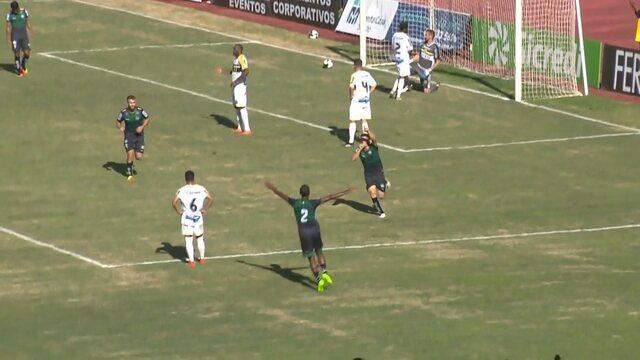 Veja os gols de Maringá 3x1 Cascavel, pela quarta rodada da Taça Caio Júnior do Paranaense