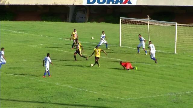 Araguatins vence o Cruzeiro da Capital; veja os gols e resultados do Tocantinense Amador