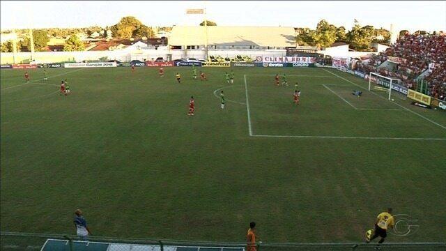 Com dois golaços, CRB vira contra o Coruripe e amplia vantagem na semifinal do Alagoano