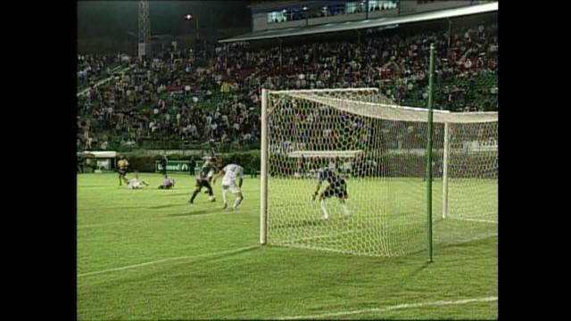 Tupi 1 x 1 Ipatinga - Quartas de final - Campeonato Mineiro 2010