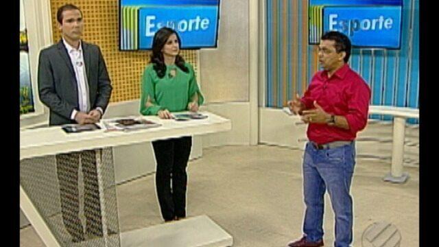 Carlos Ferreira comenta os destaques do esporte paraense nesta terça-feira (20)