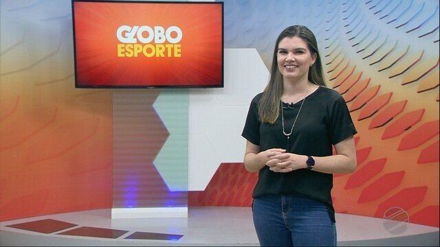 Assista a íntegra do Globo Esporte MT-20/03/18