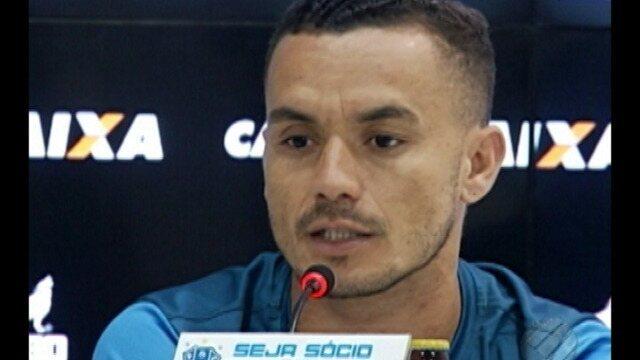 Moisés é um dos trunfos do Paysandu diante do Bragantino