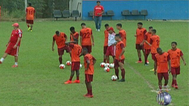 União Mogi segue preparos para a estreia na Segundona contra o Joseense
