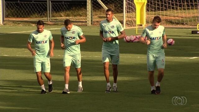 Após ser goleado, Goiás volta a jogar pelo Goianão contra o rebaixado Rio Verde