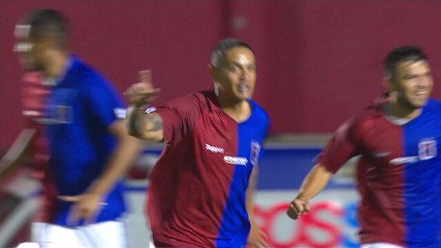 Veja os melhores momentos de Paraná 1x0 Maringá, pela quinta rodada da Taça Caio Júnior
