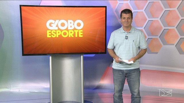 Globo Esporte MA 23-03-2018