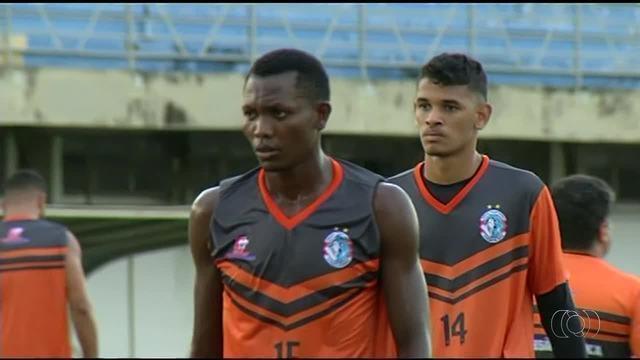 Reforços continuam chegando no Araguaína para a disputa do Campeonato Tocantinense